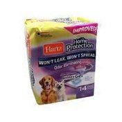 Hartz Home Protection Odor Elimnating Lavendar FlashDry Gel Dog Pads