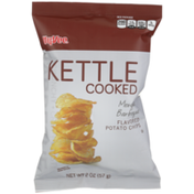Hy-Vee Mesquite Barbeque Flavored Kettle Cooked Potato Chips