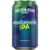 Golden Road Brewing Medianoche IPA Beer Can