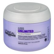 L'Oreal Professionals Liss Unlimited Keratinoil Complex Masque