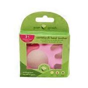 Green Sprouts Cornstarch Hand Teether