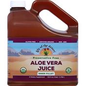 Lily of the Desert Juice, Aloe Vera, Inner Fillet