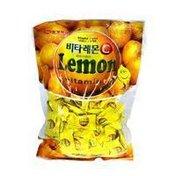 Ikc Lemon Vitamin C Candy