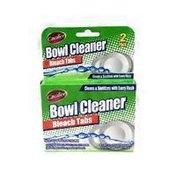 Blue Bleach Toilet Bowl Cleaner