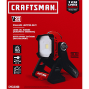Craftsman Area Light, LED, Small