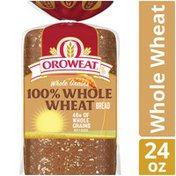 Oroweat 100% Whole Wheat with Hearty Bits Bread