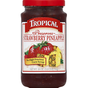 Tropical Preserves, Strawberry Pineapple