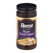 Reese's Duck Sauce Plum