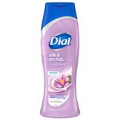 Dial Body Wash, Silk & Orchid