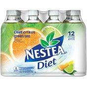 Nestea Diet Citrus Green Tea