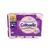 Cottonelle Ultra Comfort Care Toilet Paper Double Roll