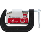 Bessey C-Clamps, Light Duty, Drop Forged, 4 Inches