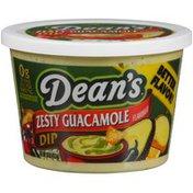 Dean's Zesty Guacamole Flavored Dip
