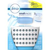 Febreze Smallspaces Linen & Sky Starter Kit Air Freshener