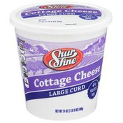 Shurfine Large Curd Cottage Cheese