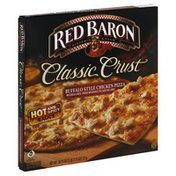 Red Baron Pizza, Classic Crust, Buffalo Style Chicken