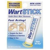 Wart Stick Wart Remover, Solid-Stick, Maximum Strength