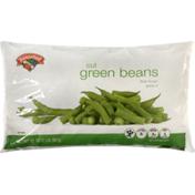Hannaford Cut Green Beans