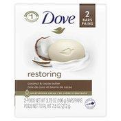 Dove Beauty Bar Coconut Milk