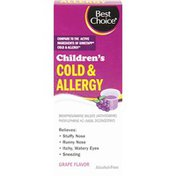 Best Choice Dibromm Cold & Allergy
