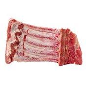 USDA Domestic Lamb Rib Roast