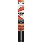NYX Professional Makeup Liquid Lipstick, Shimmy GGLS01