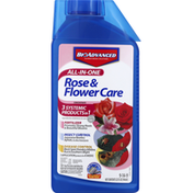 BioAdvanced Rose & Flower Care, All-In-One, Concentrate
