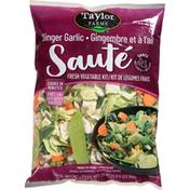 Taylor Farms Fresh Vegetable Kit, Ginger Garlic, Saute
