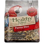 Healthy Select Parrot Diet Hlst