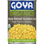 Goya Corn, Golden, Whole Kernel
