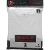 Knocker T-shirt, Men's, L (42-44)