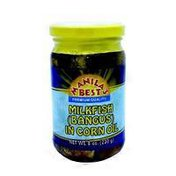 Manila's Best Milkfish (Bangus) In Corn Oil