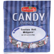 Our Family Tootsie Roll Midgees Favorites Candy