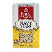 Eden Foods Organic Navy Beans