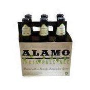 Alamo Beer Company India Pale Ale Bottles