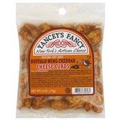 Yancey's Fancy Cheese Curds, Buffalo Wing Cheddar