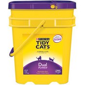 Purina Tidy Cats Dual Power for Multiple Cats Clumping Cat Litter