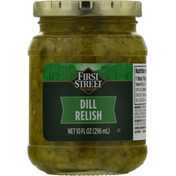 First Street Dill Relish