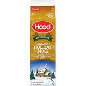 Hood Limited Edition Golden Holiday Nog