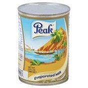 PEAK Milk, Evaporated, Full Cream Unsweetened