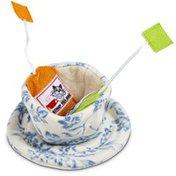 Leaps & Bounds Cat Bug Tea Cup