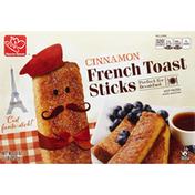Harris Teeter French Toast Sticks, Cinnamon