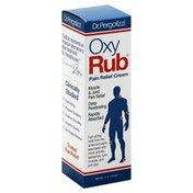 Dr Pergolizzi Pain Relief Cream, Oxy Rub