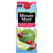 Minute Maid Cherry Limeade Juice Carton