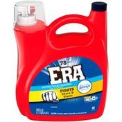Era Active Odor Fighting Liquid Laundry Detergent with Febreze Freshness, Linen