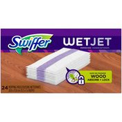 Swiffer WetJet Hardwood Floor Cleaner Spray Mop Wood Pad Refill Swiffer WetJet Hardwood Floor Cleaner Spray Mop Wood Pad Refill