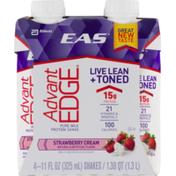 EAS Carb Control Strawberry Cream