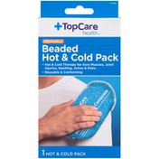 TopCare Reusable Beaded Hot & Cold Pack Compress