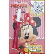 Magic Pen Painting, Disney Minnie, Ages 3+