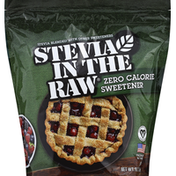 In The Raw Sweetener, Zero Calorie